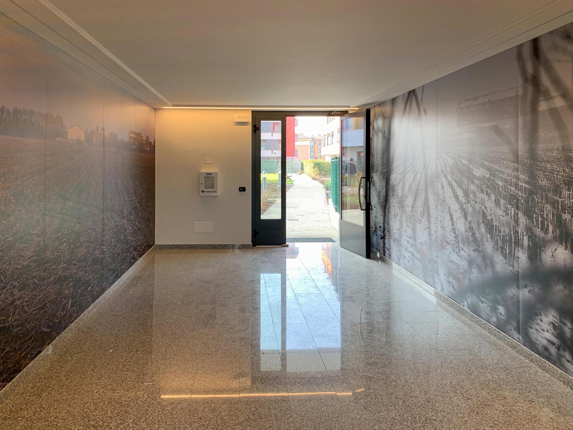 ingresso corridoio ed.C